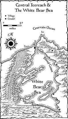 The Island of Gont, birthplace of Ged Sparrowhawk | Books