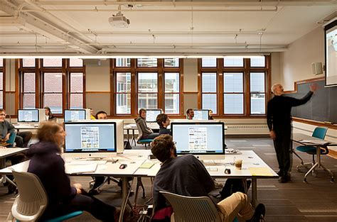media classroom weitz center  creativity carleton