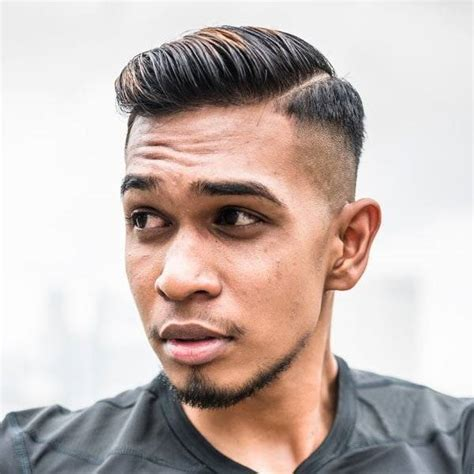 Undercut Hairstyle by 25 Stylish Mens Undercut Hairstyles 2018