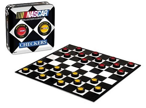 Usaopoly Checkers nascar checkers usaopoly sports at