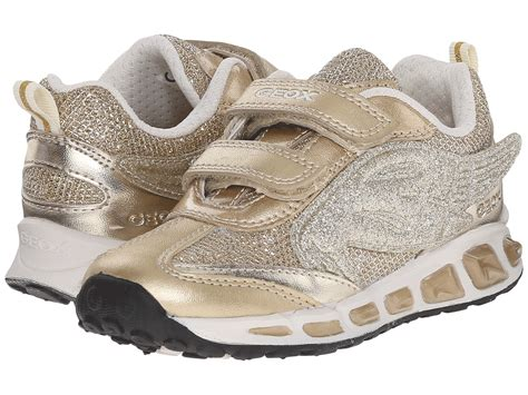 geox toddler shoes geox jr shuttle 6 toddler kid gold