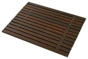 Wooden Floor Mats For Bathroom Buying Teak Wooden Bath Mats Randomsummer
