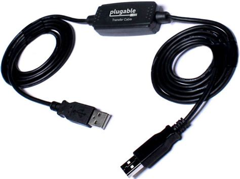 Usb Bridge Cable q a can i transfer files between two computers using a usb cable
