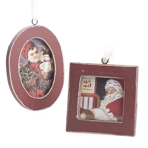 frame ornaments primitive wood picture frame ornaments