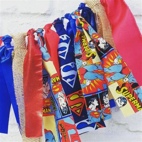 Superman Decorations by Best 25 Superman Decorations Ideas On