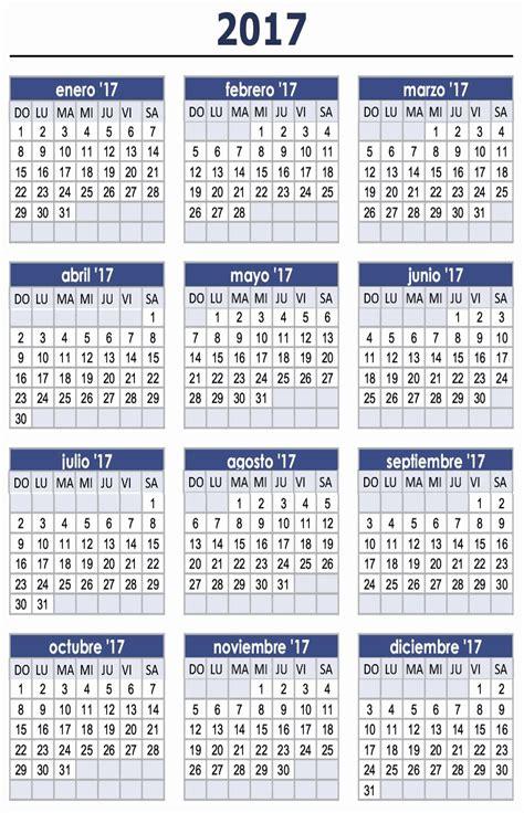 Calendario Lunar 2017 Argentina Algunos Calendarios 2017 Predefinidos 171 Para Jefaturas