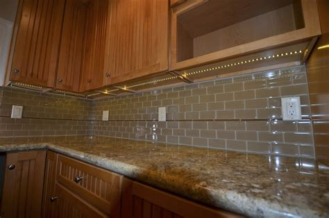 kitchen cabinets lights under cabinet lighting low voltage contractor talk