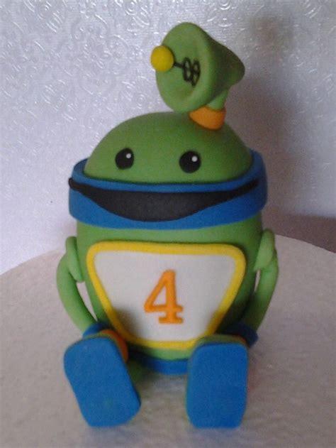 Bot Team Umizoomi Cake Team Umi Zoomi Cakes Pinterest
