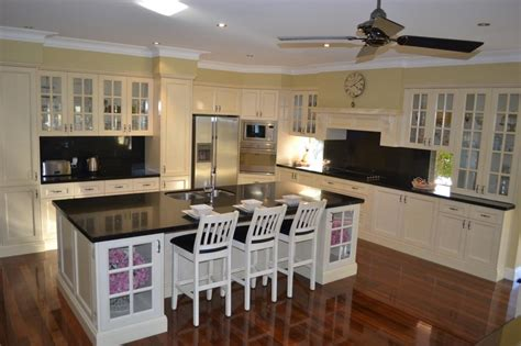 French Provincial Kitchen Ideas by Glass Splashbacks Kitchen Islands French Provincial