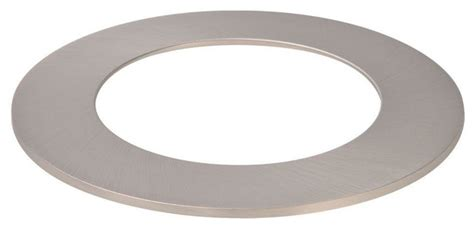 Ceiling Fan Trim Ring by Halo Recessed Lighting 4 In Recessed Satin Nickel Led