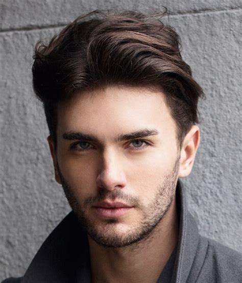 Mens Hairstyles For Thick Hair by Medium Hairstyles For With Thick Hair 2016