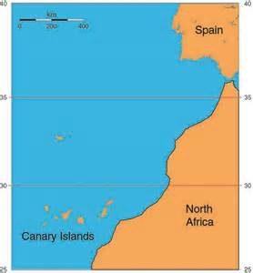 canary islands map 301 moved permanently