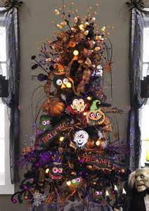 Halloween And Christmas Decorations 1000 Ideas About Halloween Christmas Tree On Pinterest