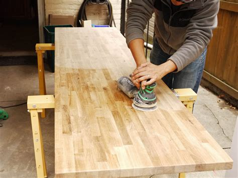 making a butcher block table making a butcher block dining table unique hardscape