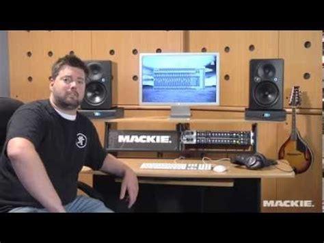 Mackie Mr5mk3 Powered Studio Monitor 1 Unit mackie onyx blackbird 16x16 firewire recording interface