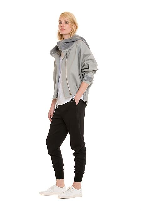 Batwing Jacket hooded cropped batwing jacket
