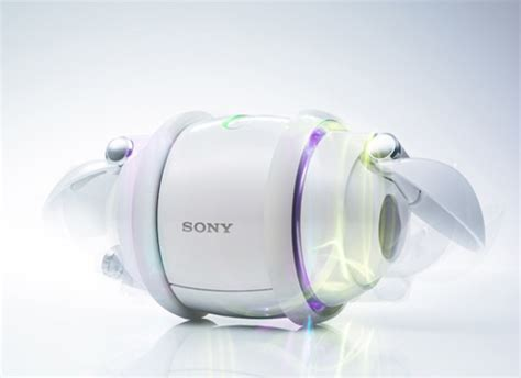Sony Rolls Out Er Rolly by Cosmic Pulses