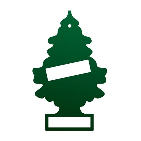 svg file for pine tree air freshener