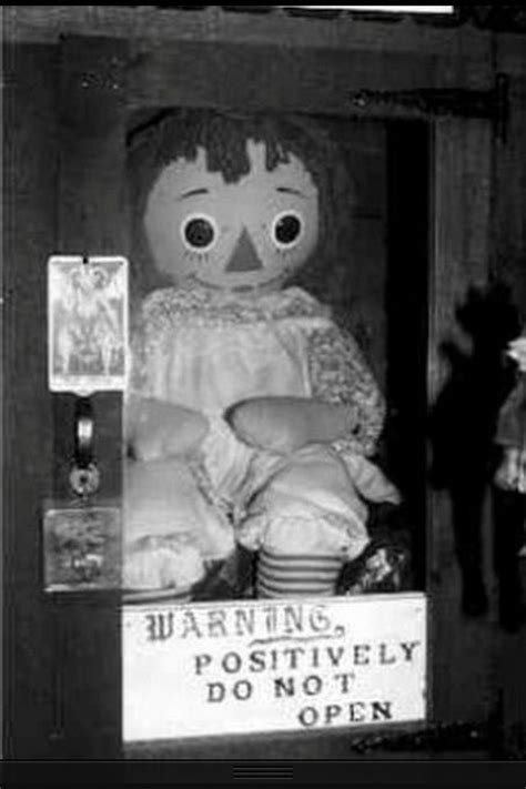 annabelle doll warrens annabelle doll from the conjuring x files