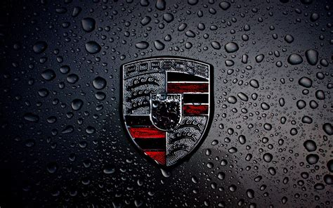 porsche logo black background porsche logo download hd porsche logo wallpaper for