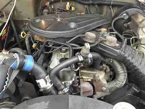1989 Jeep Wrangler 2 5 Engine Purchase Used 1989 Jeep Wrangler 4 2 6 Cylinder 5