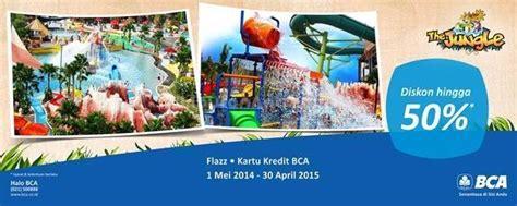 Kartu Flazz Bca Doraemon promo event dan tempat wisata dengan kartu kredit bca