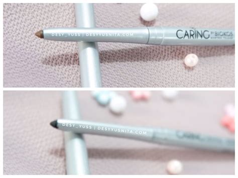 Make Up Caring make up no make up review automatic eyeliner caring by