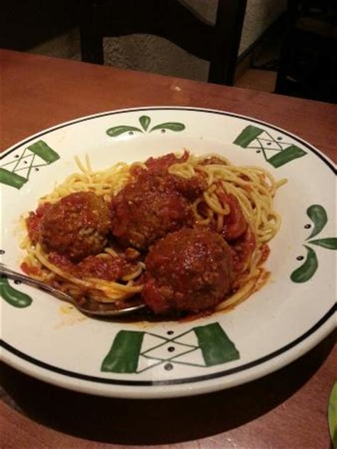 Olive Garden Virginia Locations by Spaghetti And Meatballs Picture Of Olive Garden