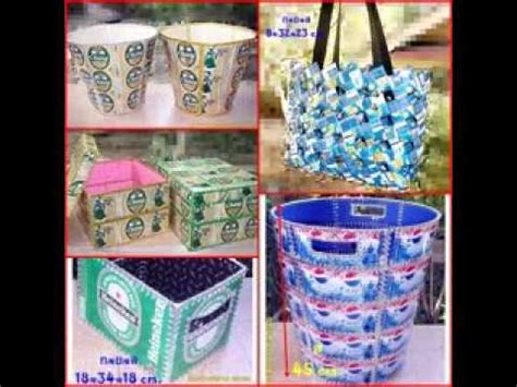 Handmade Craft From Waste Material - diy waste material craft projects ideas
