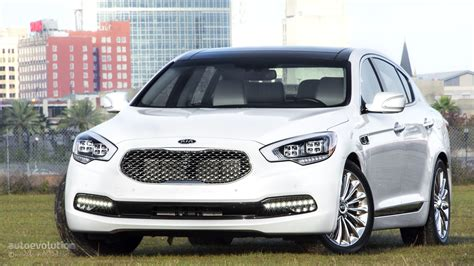 2015 K900 Kia 2015 Kia K900 Hd Wallpapers Step Inside Autoevolution