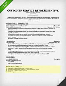 Customer Service Skills For Resume Exles by How To Write A Resume Skills Section Resume Genius