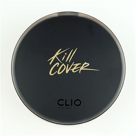 Clio Kill Cover Cushion clio kill cover liquid founwear cushion review