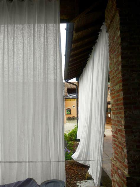 tendaggi in lino tendaggi in puro lino su misura per agriturismo cuore di