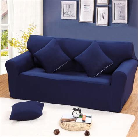 color lounge 6 solid colour lounge stretch sofa cover 1