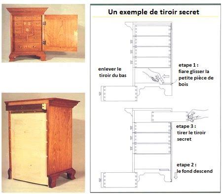 Meuble Tiroir Secret by Copain Des Copeaux Articles 2010 Tiroir Secret