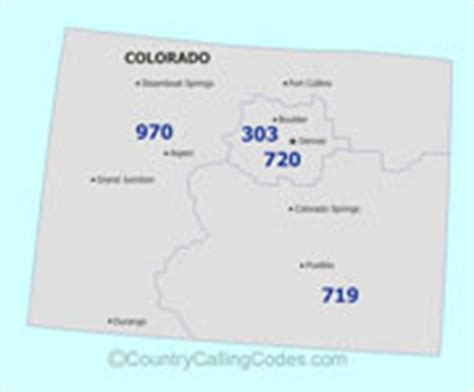 us area code and country code colorado united states area code and colorado united