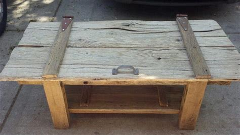 barn door coffee table barn door coffee table on barn door desk table