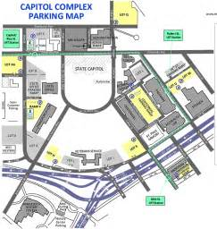 capitol building map the capitol s parking problem minnpost