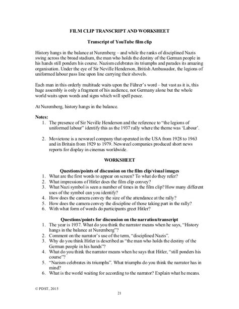 The Century Poisoned Dreams Worksheet Answers