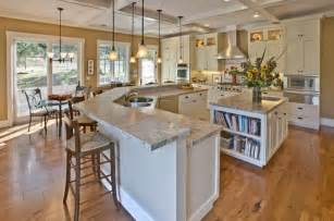 Sink Island Kitchen 34 Luxurious Kitchens With Island Sinks