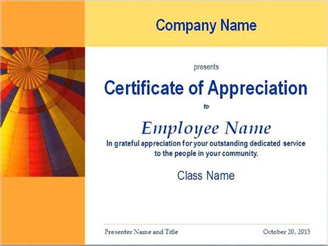 Printable Certificate Of Appreciation 10 Years Service Award Template Monster Free Templates 10 Years Service Award Template