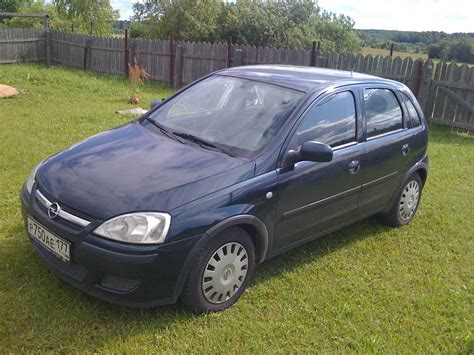opel corsa 2004 sedan used 2004 opel corsa photos 1364cc gasoline ff cvt