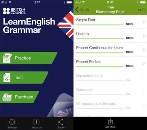 Grammar Edisi 4 software gratis freeware aplikasi mobile untuk belajar