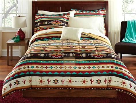 Southwest Style Comforters And Native American Indian Bed Comforters Set