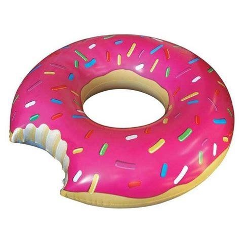 boia donut rosa l boias divertidas para todo brasil