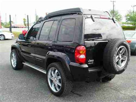 Jeep Liberty Light Bar For Sale Purchase Used 2004 Jeep Liberty Renegade Sport Utility 4