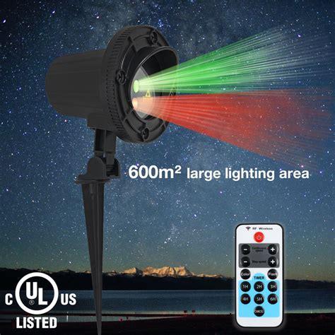 ᗖlaser Star Lights Projector Showers Christmas Christmas