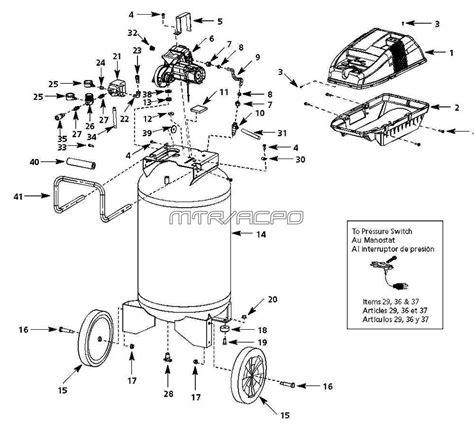 cbell hausfeld parts wl660000 wl660000aj wl660001 wl660001aj