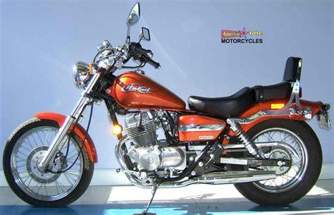 Honda Rebel 250 by Motorcycle Honda Rebel