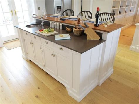 freestanding island with seating kitchen free standing kitchen islands with seating and